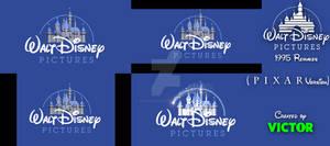 Walt Disney Pictures 1995 Remakes (Pixar)