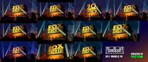 Fox Searchlight Pictures 2011 Models V6