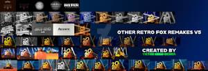 Other Retro Fox Logo Remakes Final