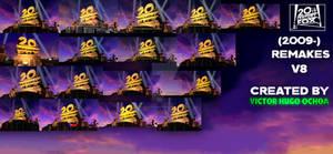 20th Century Fox (2009-) Remakes V8