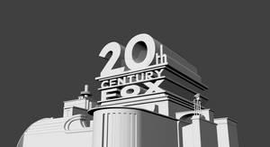 20th Century Fox logo (1994-2010) remake V8 WIP