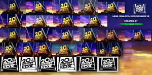 20th Century Fox (1994-2010, 2013) Remakes V8