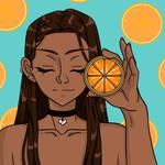 Citrus Girl