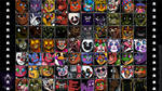 UCN Roster Redraw(70/20 and AU edition?)