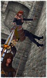 Thief's Luck by mrszabolcs