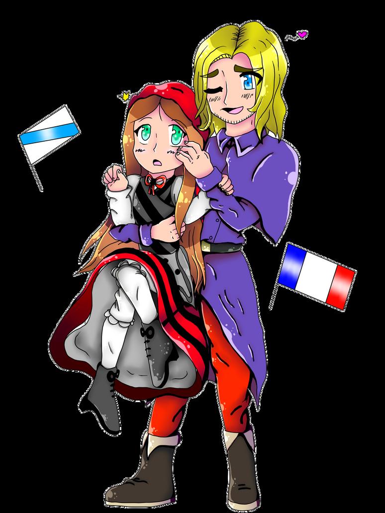 .::APH::.Galicia y Francia by Nite3007