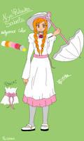 .::New OC::.Nyo!Ribadeo by Senpai-Hero