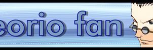 Leorio Fan Button by Senpai-Hero