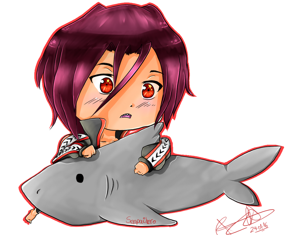 Gift Chibi Rin Matsuoka By Senpai Hero On Deviantart Check out our rin matsuoka selection for the very best in unique or custom, handmade pieces from our digital prints shops. chibi rin matsuoka by senpai hero on