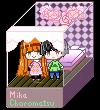 Mika y Choromatsu by Senpai-Hero