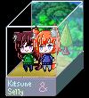 _PC_ Pixel Box - Kitsune and Selly by Senpai-Hero