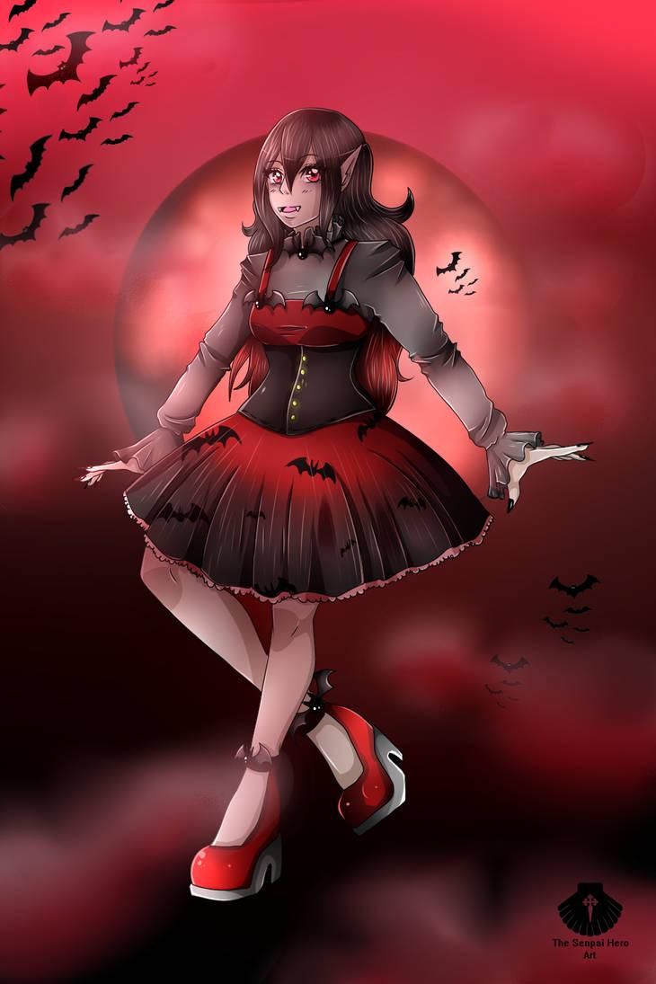 Happy Halloween! by Senpai-Hero