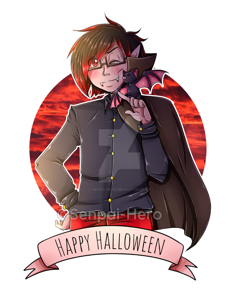 Happy Halloween 2018! by Senpai-Hero