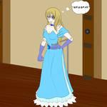 Asuka fully Dolled