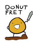 Donut fret