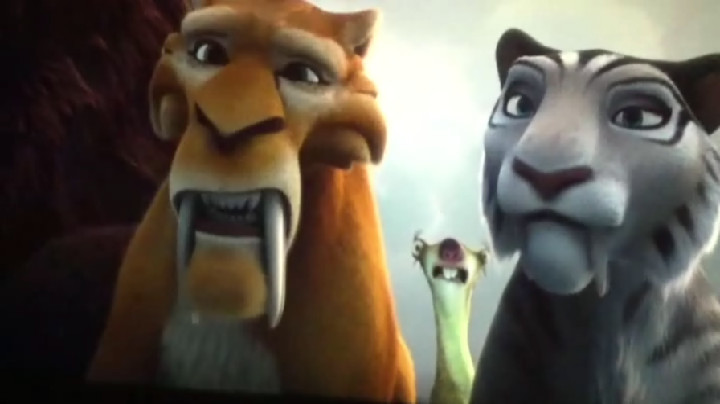 ice age 4 shira and diego kiss - photo #19