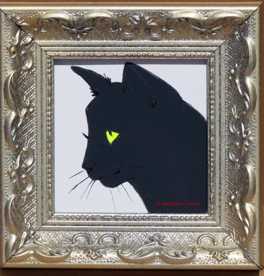 Black Cat by Samthor