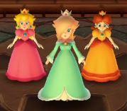 Nintendo Girls by PeachyEstela