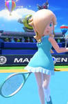 Rosalina in Tennis Outfit