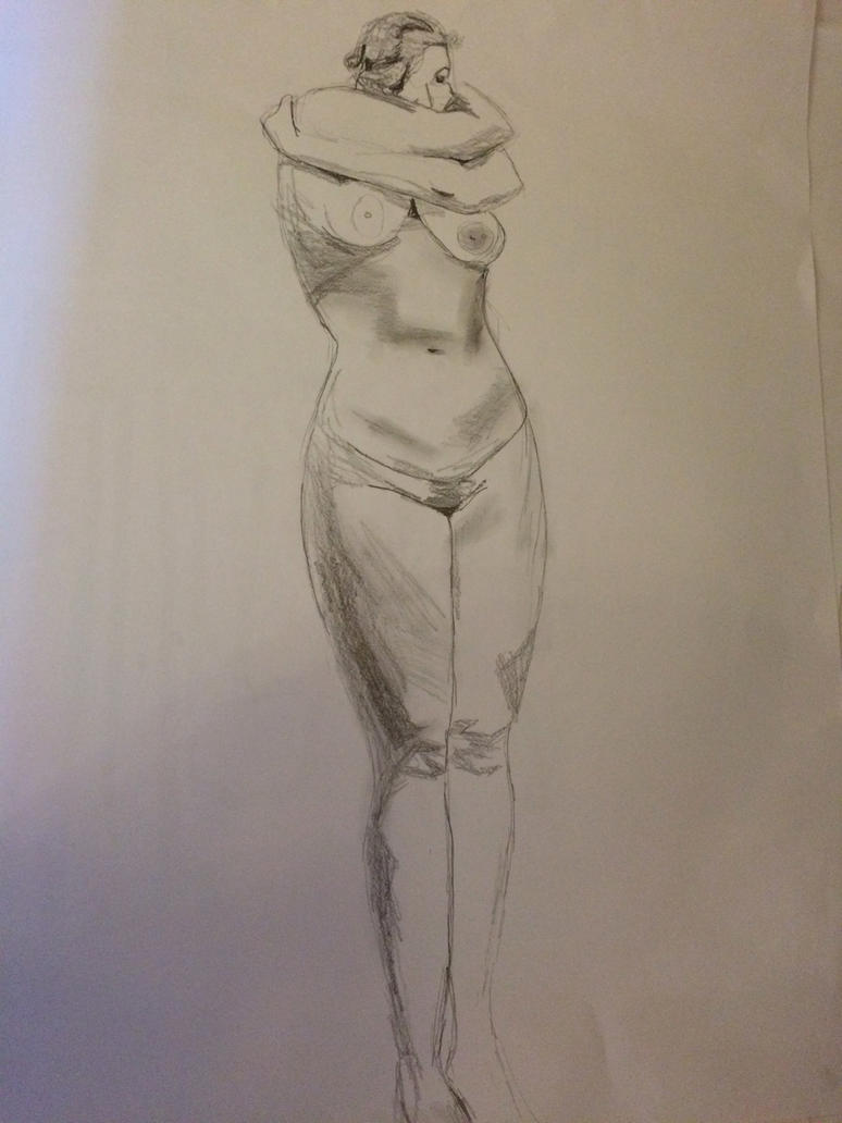 Life drawing 1 by heybeliever