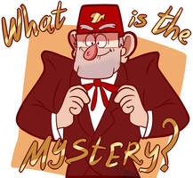 Mr.Mystery by Kioslem