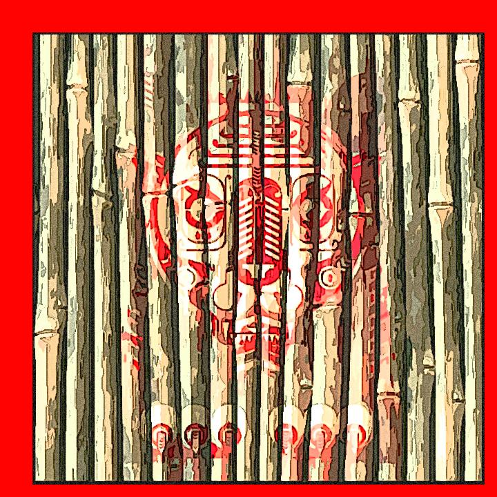 Bamboo Tiger by MililaniMak
