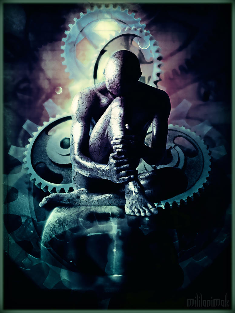 deus ex machina by MililaniMak