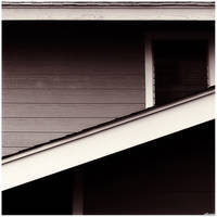 Suburban Abstract I by MililaniMak