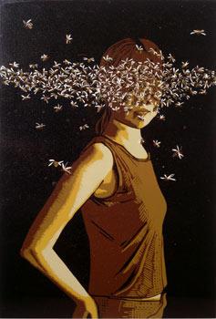 swarming by myodalisque