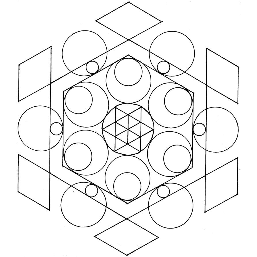 Mandala by dip-C