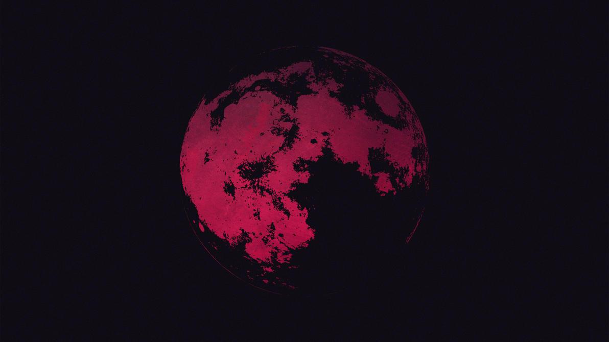 Red Moon Wallpaper: Red Moon Wallpaper By Gi-go On DeviantArt