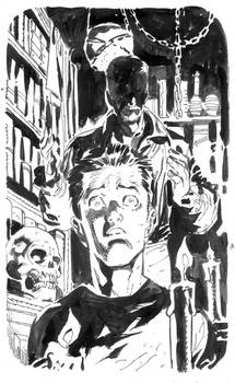 A panel from Storm Front 2