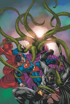 Superman Batman 71 cover by ardian-syaf