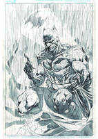 Batman Commision for Charity