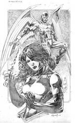 Psilocke Archangel by ardian-syaf