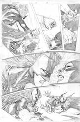 Batgirl vs Batwoman 2 by ardian-syaf