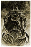 Batman Inkwash