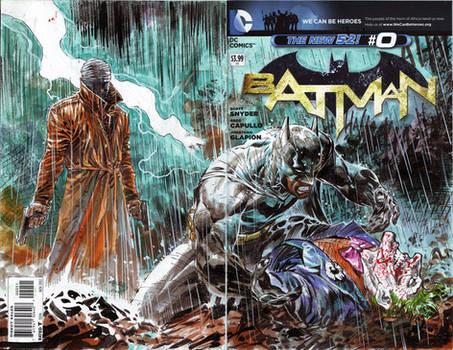 Batman Blank for SALE