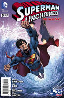 Superman Unchained  5 Cover by ardian-syaf