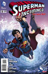 Superman Unchained  5 Cover