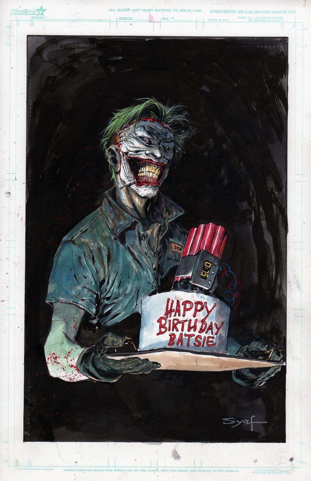 The Killing Cake