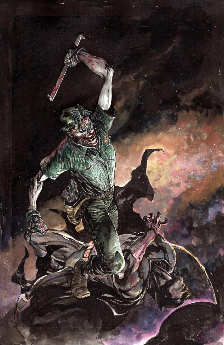 Joker VS Batman by ardian-syaf