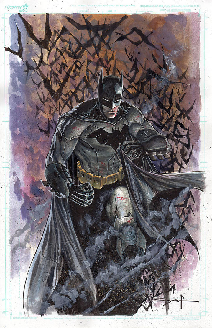 BATMAN FOR SALE charity by ardian-syaf