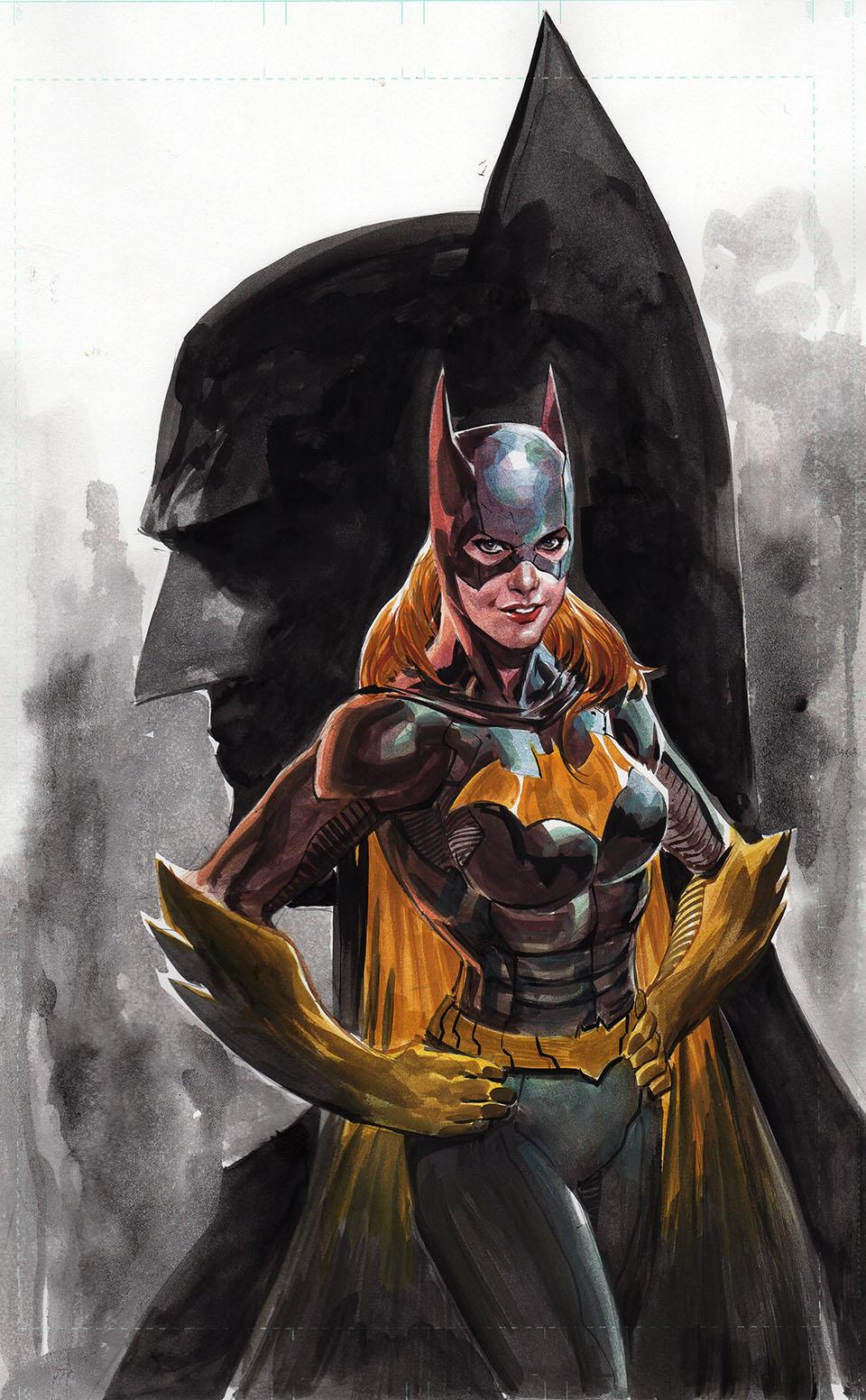 Batgirl by ardian-syaf