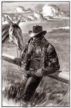 Wolverine Cowboy
