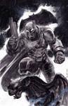 Bat Armor on Gargoyle