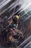 Wolverine Oil 2 by ardian-syaf