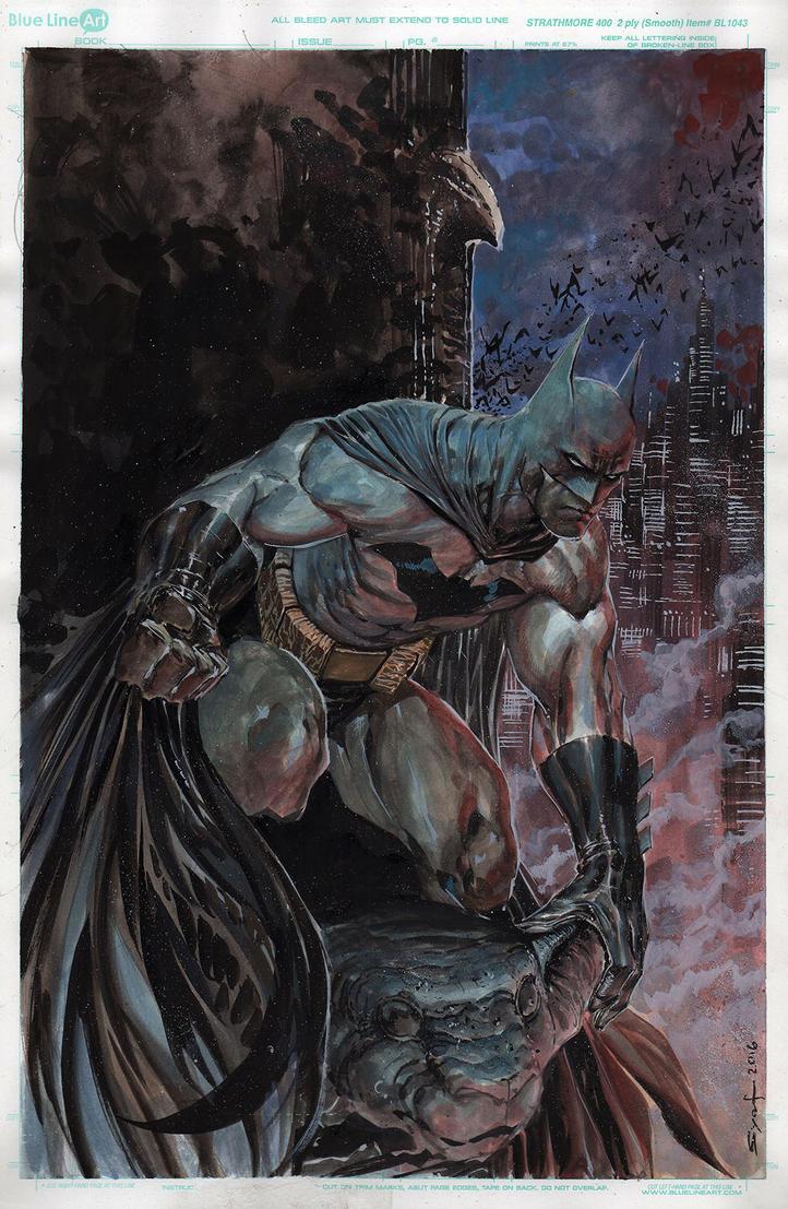 Batman by ardian-syaf