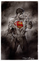 Superman by ardian-syaf