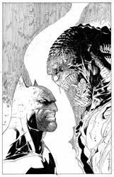 Bat and Croc